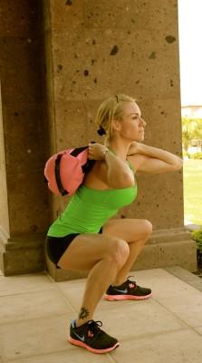 Tiffany Lee Gaston Ultimate Sandbag