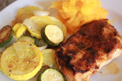 paleo blackened chicken